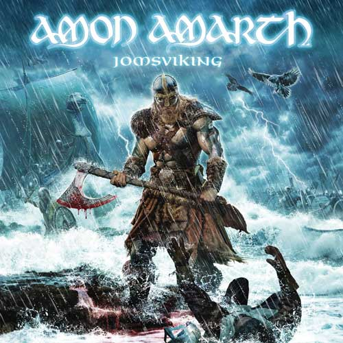 AMON AMARTH Jomsviking – NOVI CD i LP