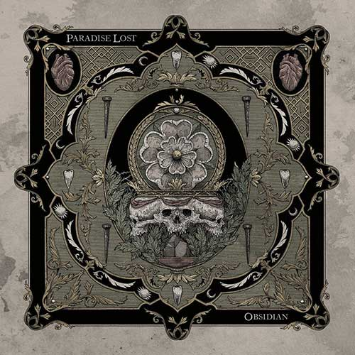 "PARADISE LOST – ""Obsidian"" i drugi noviteti!"